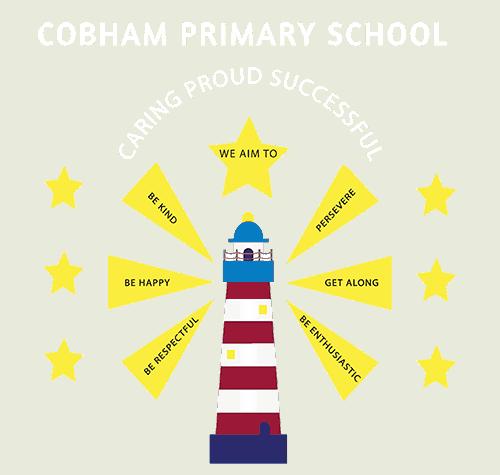 Cobham Logo Motto