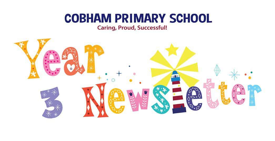 cps year 3 newsletter header