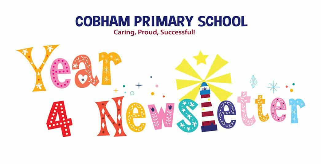 cps year 4 newsletter header