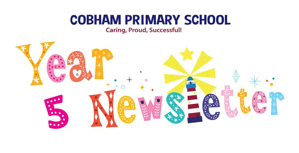 cps year 5 newsletter header