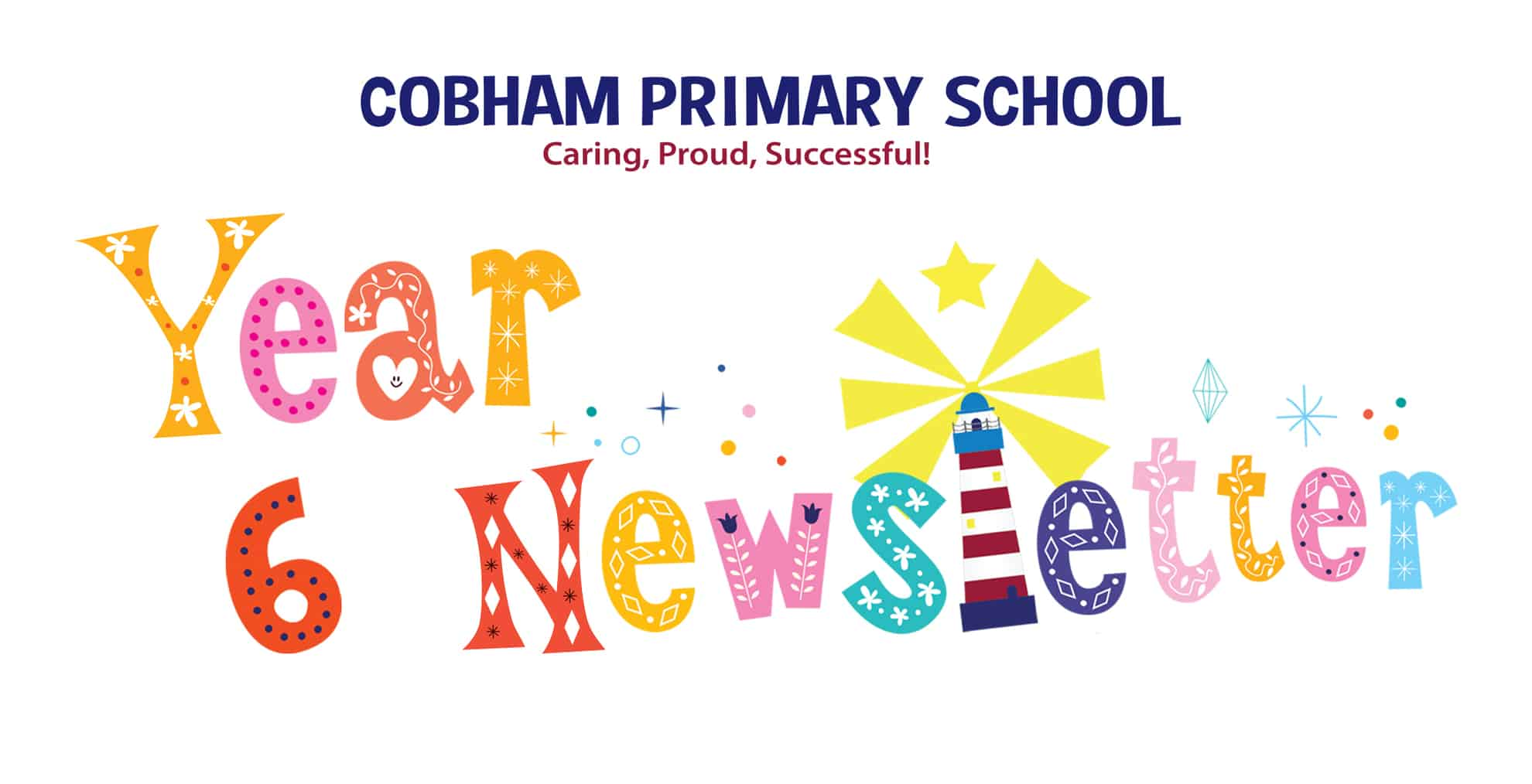 cps year 6 newsletter header