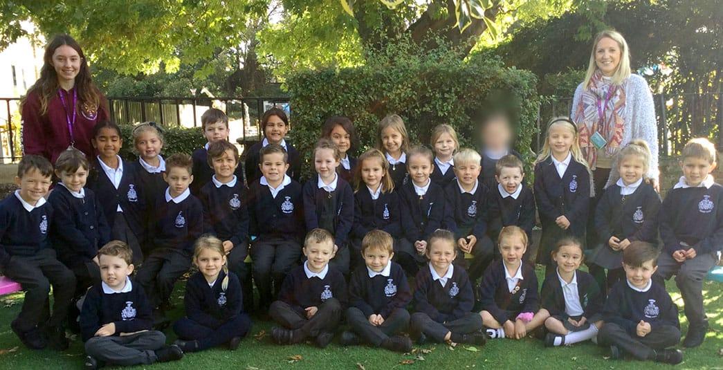 Class 1 Photo