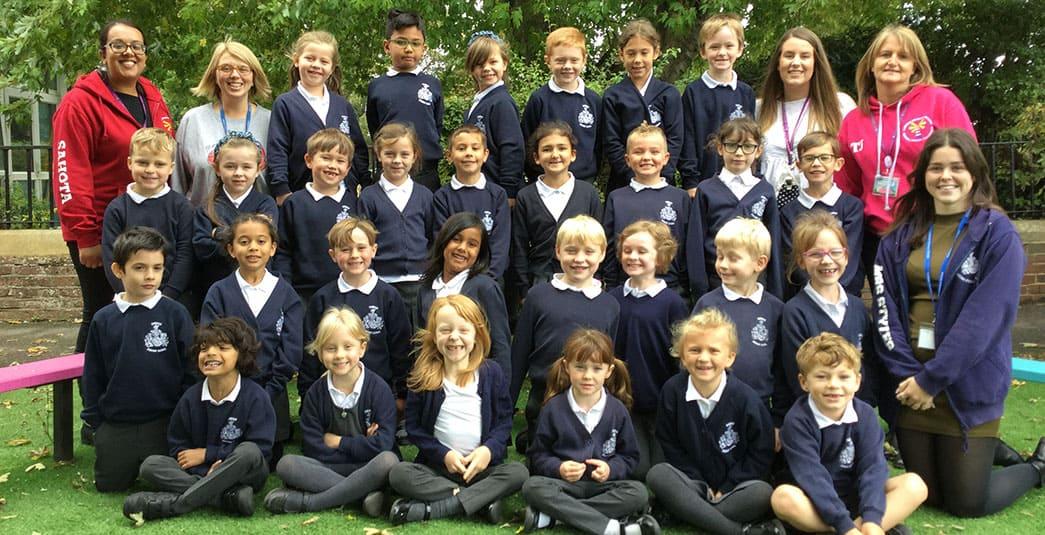 Class 2 Photo