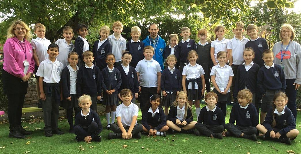 Class 3 Photo