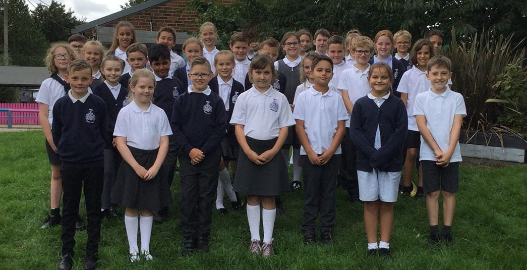Class 5 Photo
