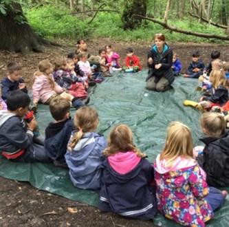 Forest School YrR i